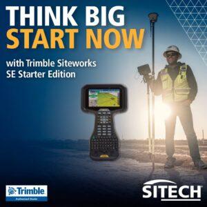 Trimble Siteworks SE SITECH Solutions