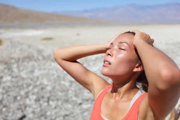 How To Prevent Heat Stroke