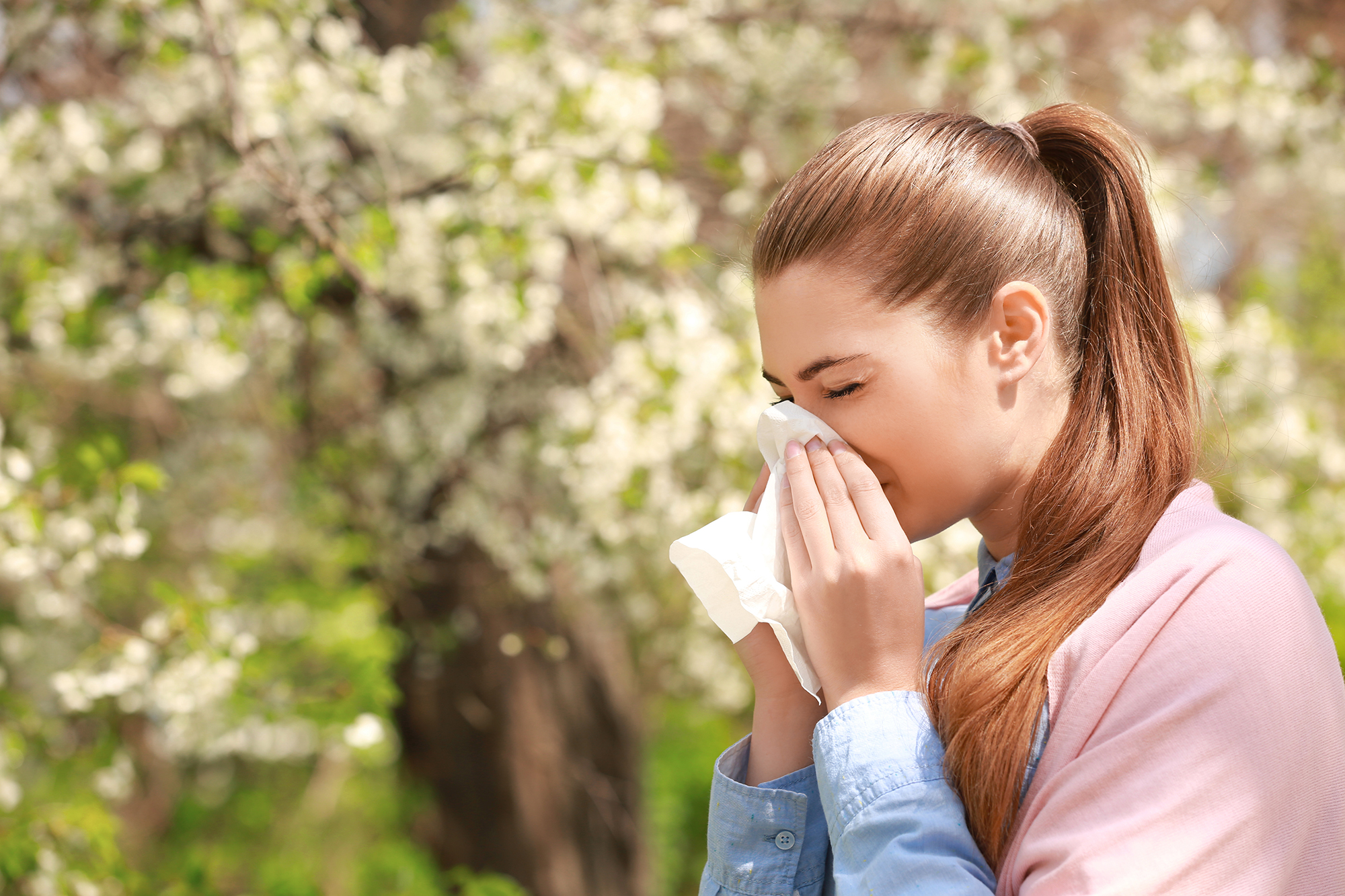 How to Cope With Spring Allergies in the Texas Panhandle