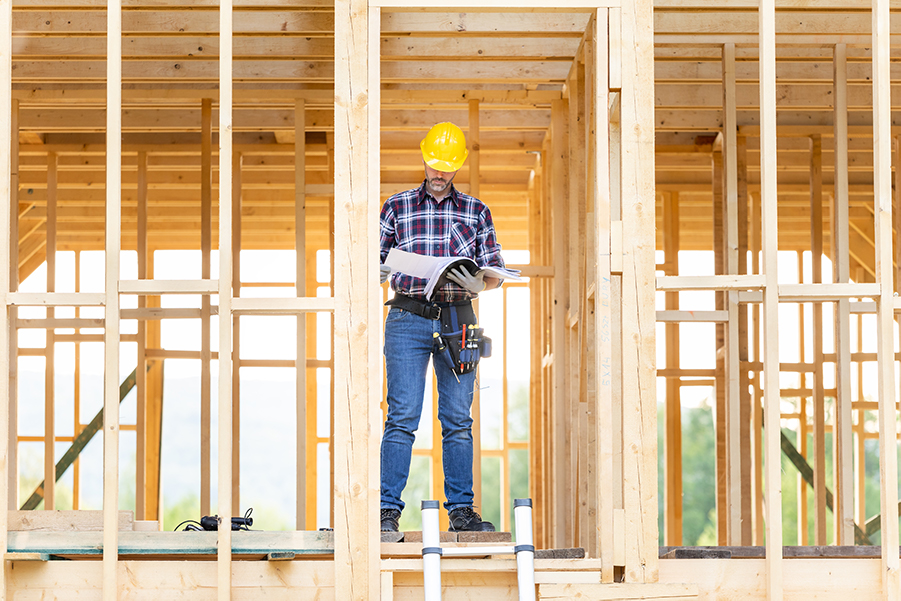 Advantages of Working w/ A Roofer For New Construction