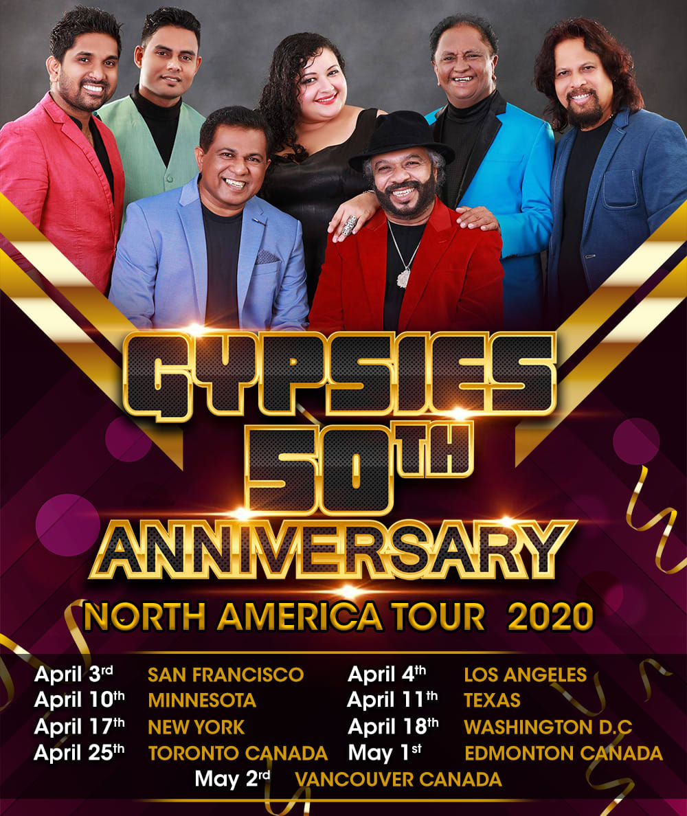 Gypsies: Coming to Bay Area !!!