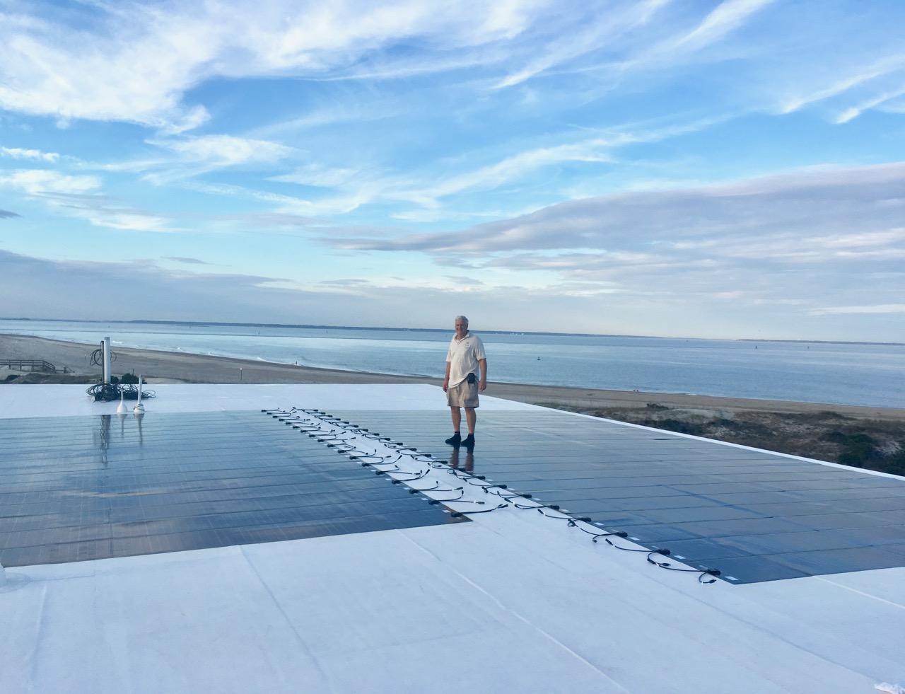 solar thin film flat roof_0