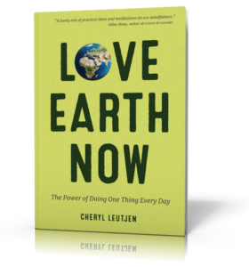 Cover of Book Love Earth Now