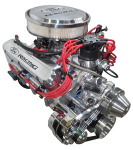 Engine Factory 302 Chrome Ford Covers Air Cleaner and Alt