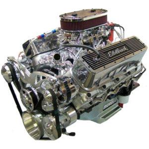 Engine Factory 509 Chevy Big Block engine 550 Horsepower