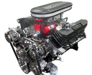 Engine Factory 427 Cobra with Lemans Series Valve Covers