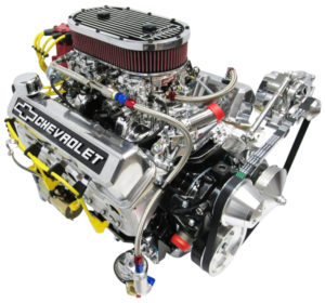 Engine Factory 350 with Dual Quad