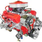 #8 - 350 Chevy Engine