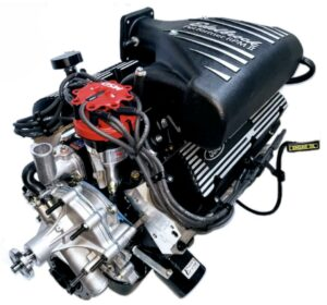 #12 87-95 Mustang EFI engine With AFR cylinder heads