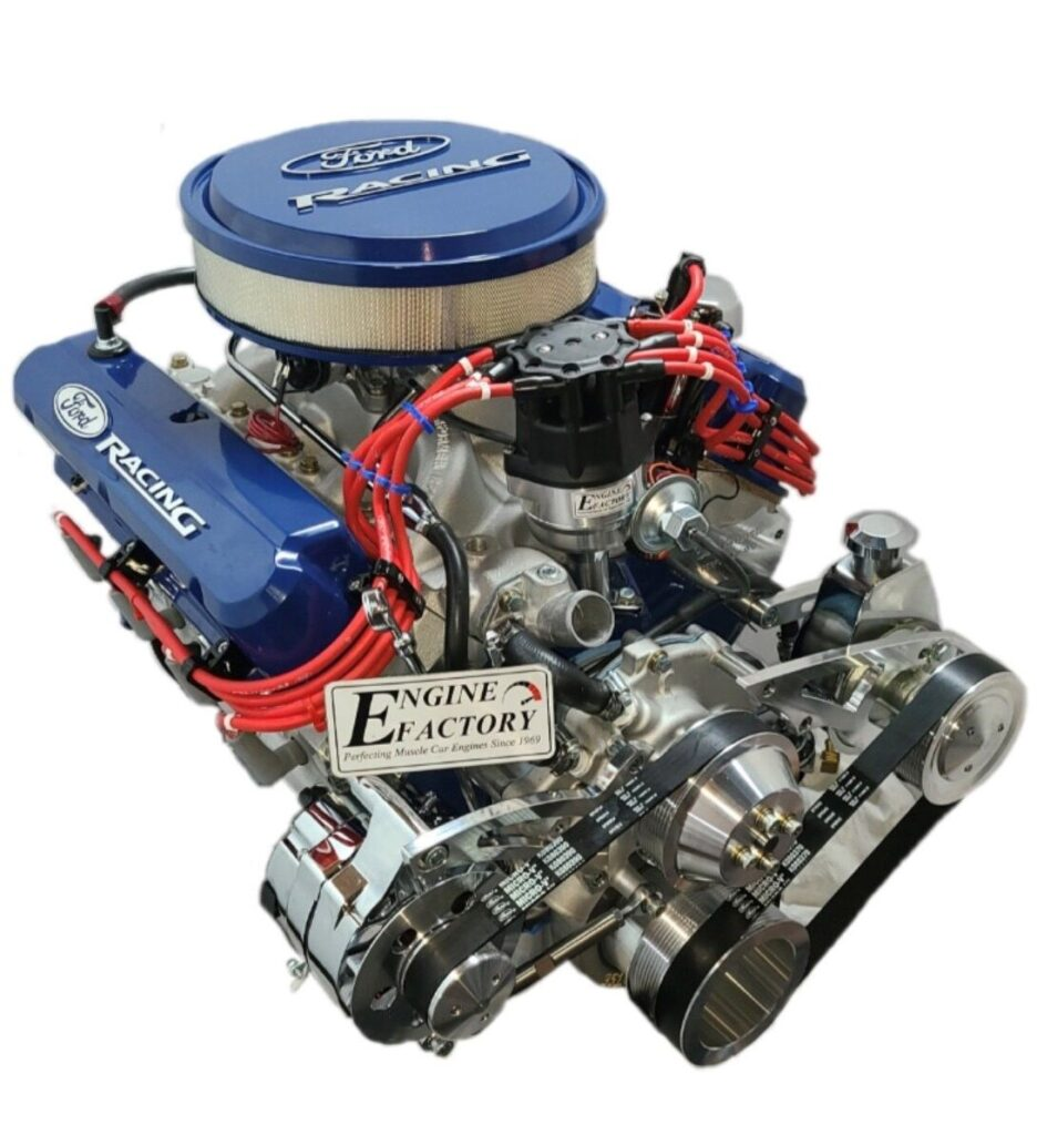Ford Performance Engines | Engine Factory Official Site
