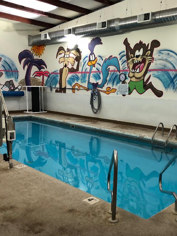 Locomotion Fitness center