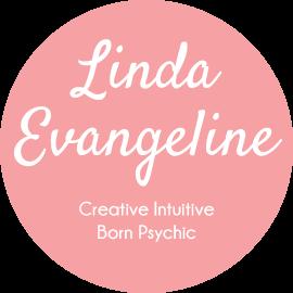 Linda Evangeline Creative Intuitive Born Physic Logo