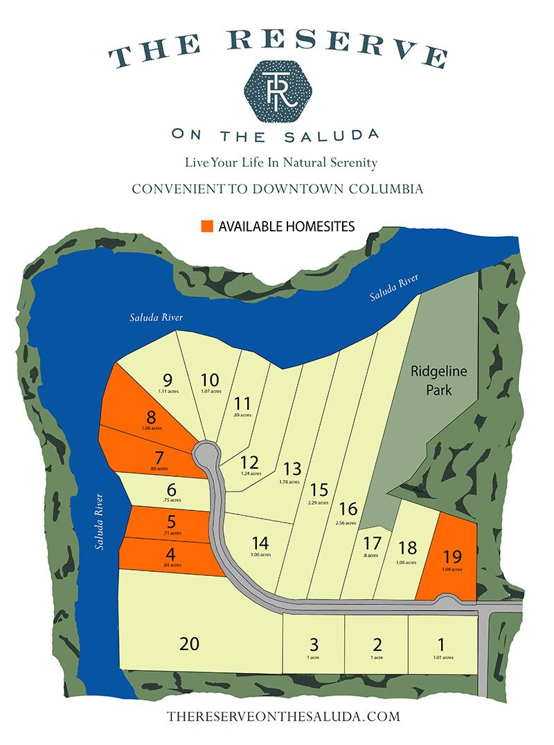 the-reserve-on-the-saluda-neighborhoods-sitemap