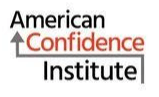 Logo for American Confidence Institute -ACI