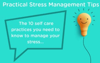 Practical Stress Management Tips