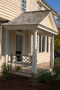 Fig. 5. South Porch