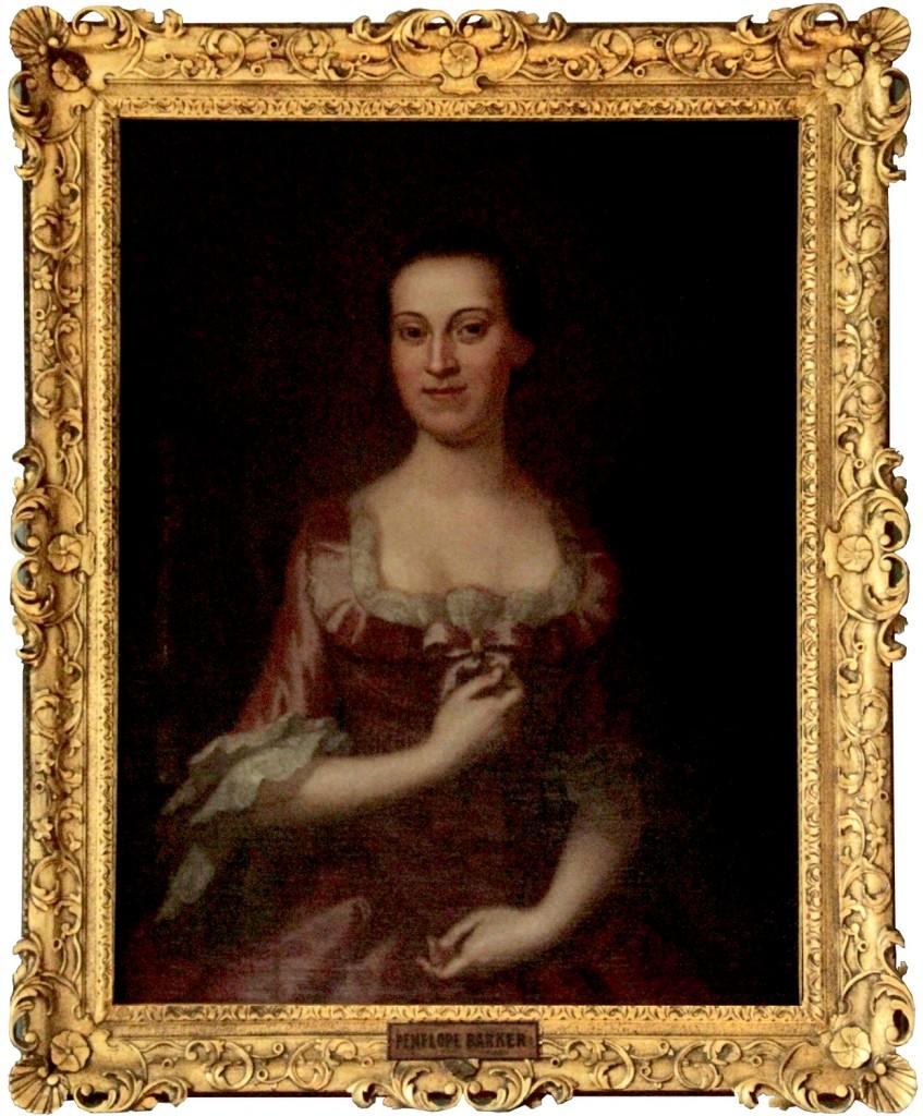 Penelope Barker portrait- photo William Ahearn