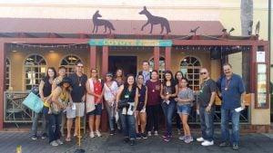 Cullen Crew Happy Hour Tour