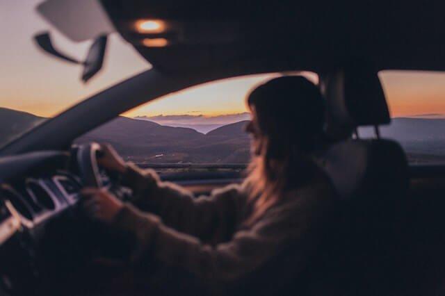 Teen driving in California