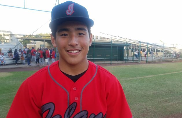 'Iolani Baseball Team Pulls A Fast One In Victory Over Dunn Muramaru's Mid-Pacific Owls