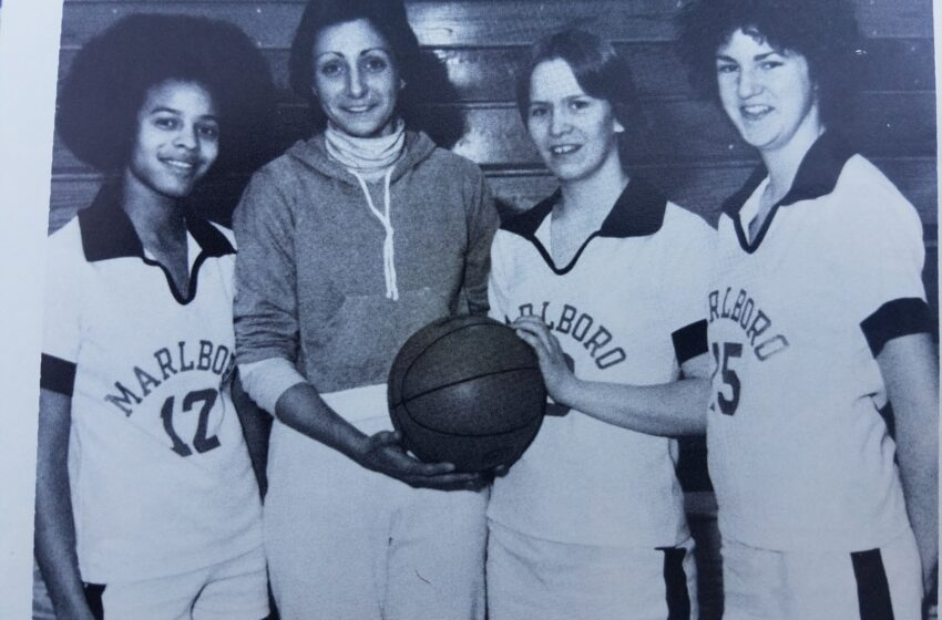 A Quick Look Back At Some Incredible 1970s Marlboro High Girls Athletes (And The 1977 Convention!!)