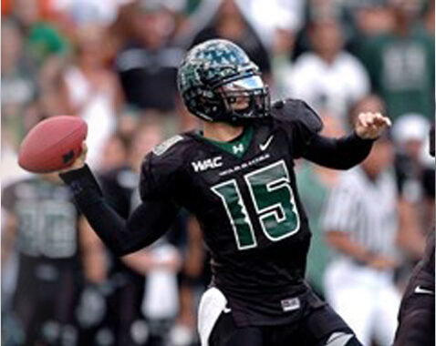 How Does One Begin To Explain Colt Brennan's Death And Hawaii's Sorrow? It's Not Easy