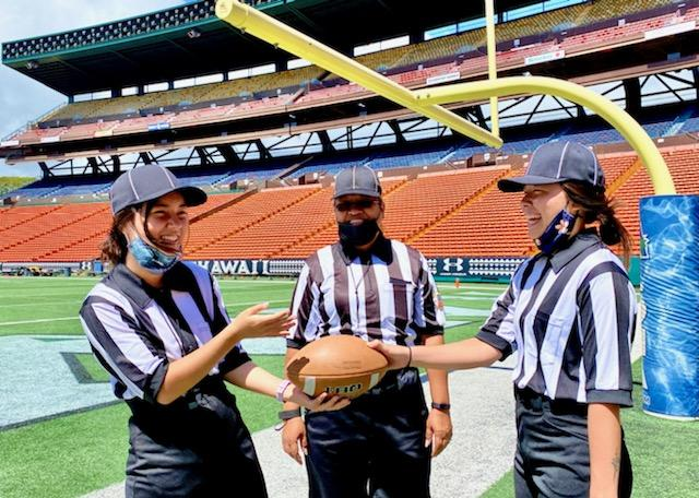 NFL Ref Matt Sumstine Calls Out For Women (And Men) To Learn How To Officiate