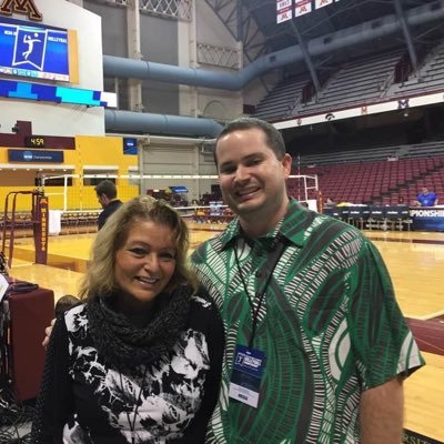 Writer Cindy Luis, Broadcaster Tiff Wells And The Heartwarming 2021 UH Volleyball National Championship