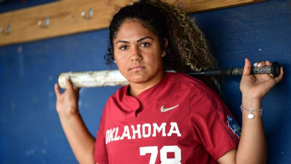 Former Campbell Star Jocelyn Alo Is USA Softball Player Of The Year