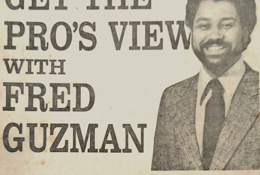 Maui Mourns The Loss Of Sportswriter, Broadcaster, Coach Fred Guzman