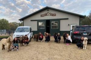 SOUL Buddies at the Ranch