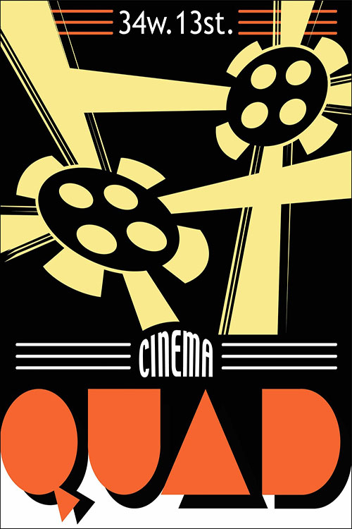 Quad Cinema Limited Theatrical Release 2014