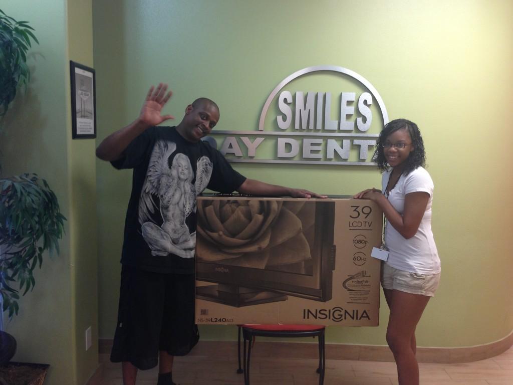 Smiles Today Dental Contest winner 4 26 13