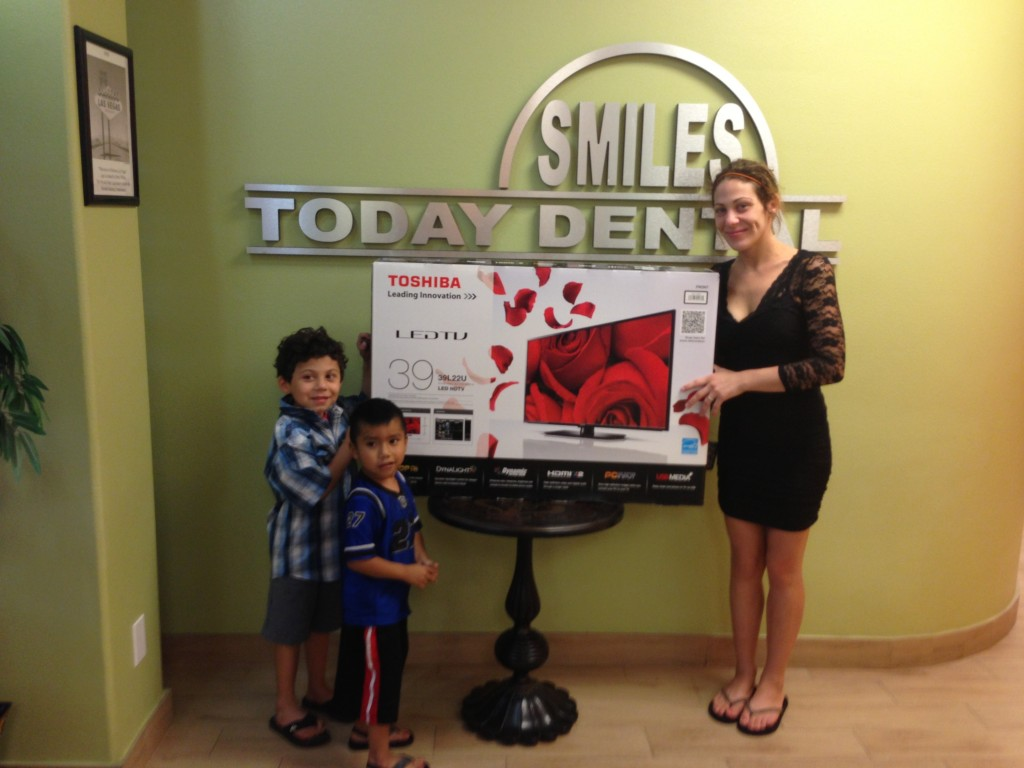 Smiles today contest winner of may 17th