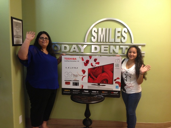 Dental Contest winner of May 5th