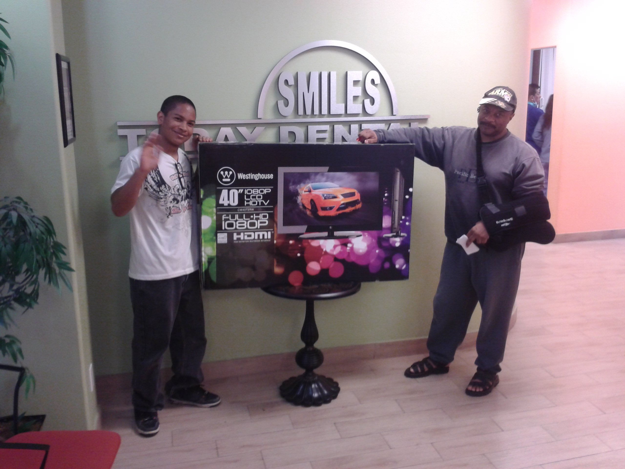 Smiles today contest winner of may 24th
