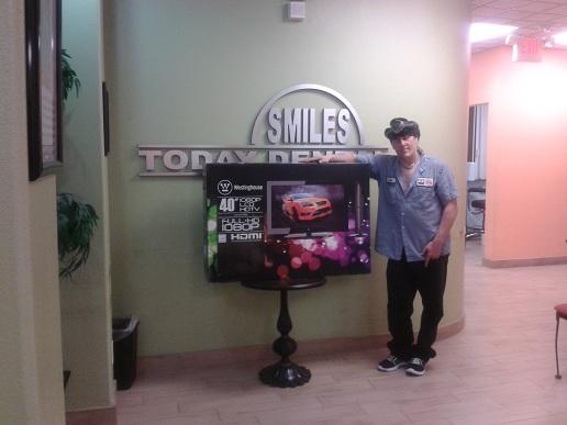 dental winner  Joseph Cooper