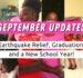 MFH September Updates cover