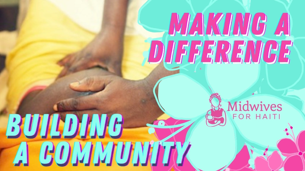 Making a Difference Building a Community