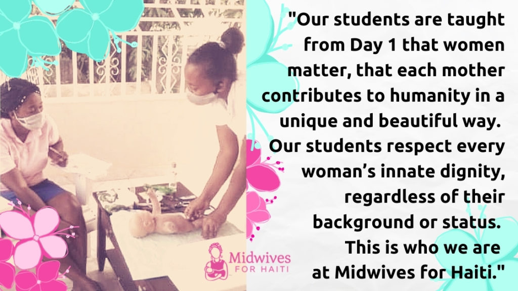 Making a difference - Our Students are taught