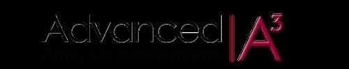 Advanced Analysis Applications Logo
