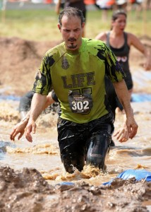 Dr. Lawrence Bagnell Mud Run