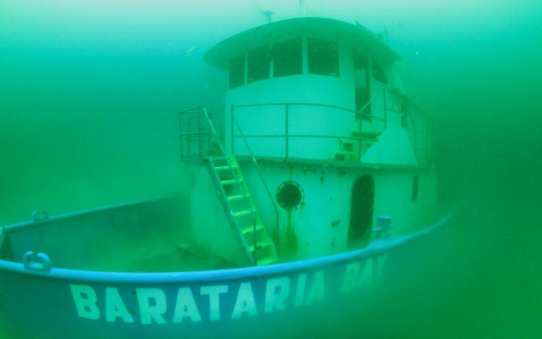 Barataria Bay Pogey Boat