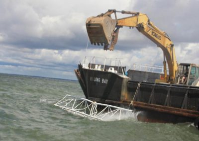 Cable One antenna becomes artificial reef in Gulf of Mexico