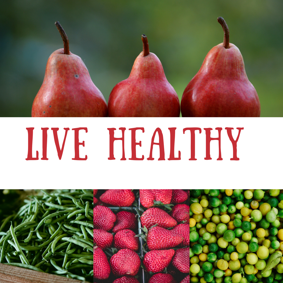 live healthy