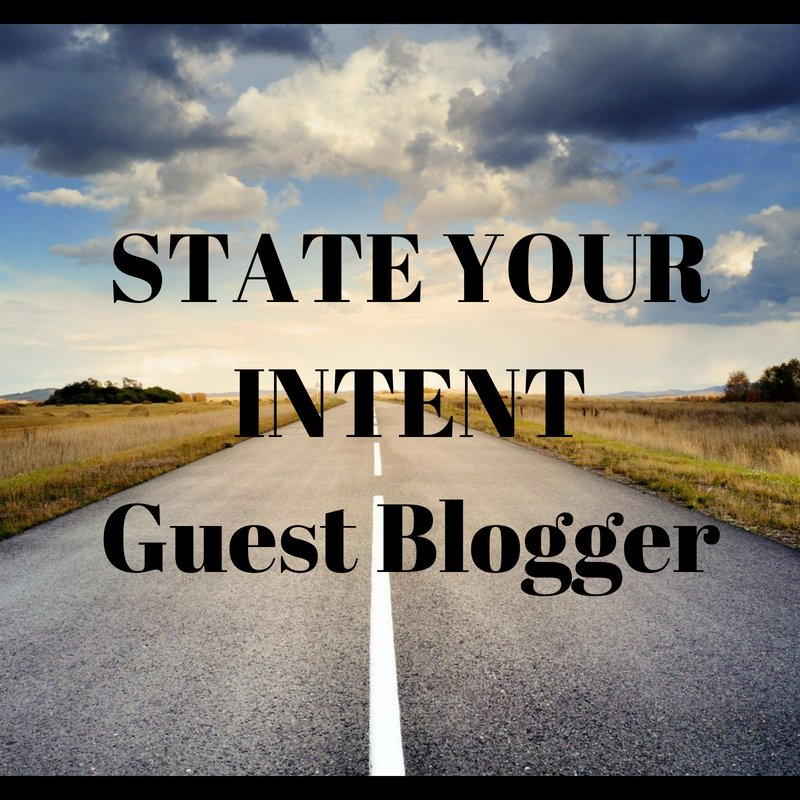 state your intent