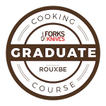 Rouxbe cooking course