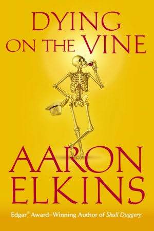 Dying on the Vine, by Aaron Elkins (review)