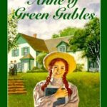 Book cover: Anne of Green Gables (paperback), by L. M. Montgomery