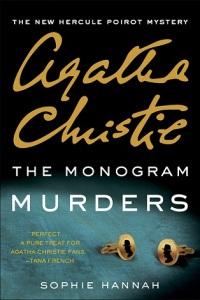 The Monogram Murders, by Sophie Hannah